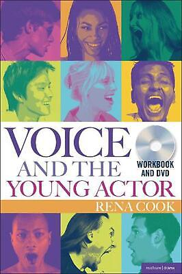 Voice and the Young Actor by Rena Cook Paperback Book (English)