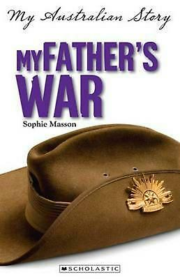 My Father's War by Sophie Masson Paperback Book Free Shipping!