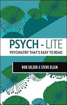 Psych-Lite by Rob Selzer Paperback Book (English)