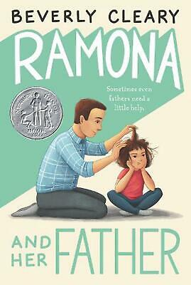 Ramona and Her Father by Beverly Cleary Hardcover Book (English)