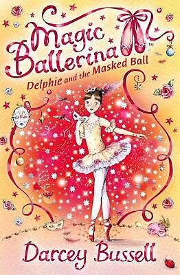Delphie and the Masked Ball by Darcey Bussell Paperback Book (English)
