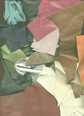 *** Small Pieces Of Leather - Offcuts ***