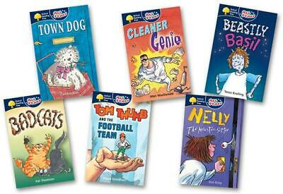 Oxford Reading Tree All Stars Pack 2A Pack of 6: 1 x 6 titles by Alan McDonald P