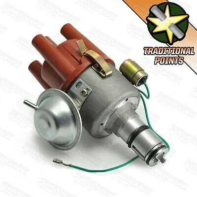 VW Beetle Points Distributor POWERSPARK 009 034 1955-79
