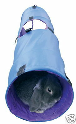 Rosewood Rabbit Guinea Pig Expanding Activity Cage Run Play Tunnel Purple 19352