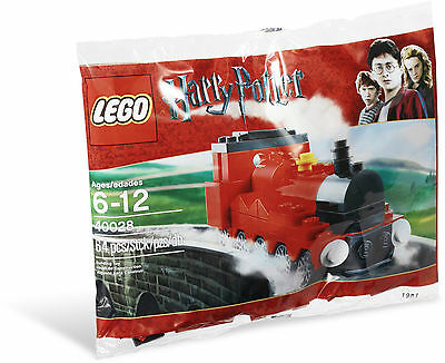 *NEW* Lego Harry Potter MINI HOGWARTS EXPRESS 40028