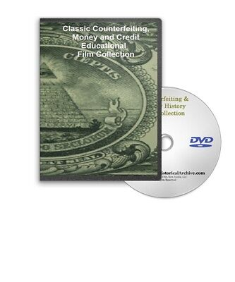 Classic Counterfeiting, Money and Credit History DVD - A209