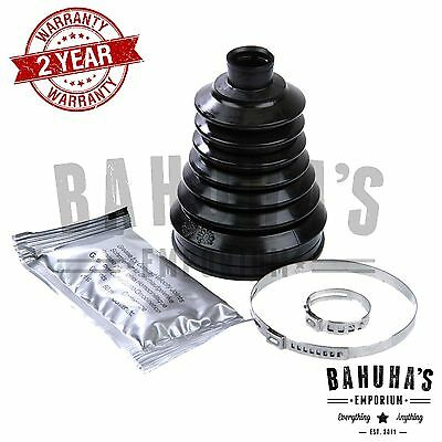 Outer Cv Boot Kit Gaiter Driveshaft Cv Joint Universal Stretch Brand New 2Yr Wty