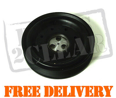 Ford Mondeo Mk3 Crank Shaft Pulley Replacement 2.0 2.2 Tddi Tdci 2000-2007