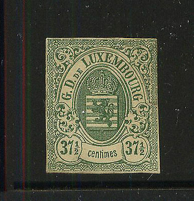 Luxembourg  11 Mint       catalog  $575.00         FL02-16