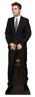 ROBERT PATTINSON LIFESIZE CARDBOARD CUTOUT STANDEE STANDUP Hollywood Actor
