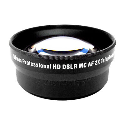 2x Tele Converter Lens for Sigma 70-300mm Canon 70-300mm