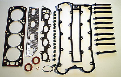 HEAD GASKET SET 110mm BOLTS ASTRA CALIBRA VECTRA 16V RED TOP C20XE C20LET 20XE