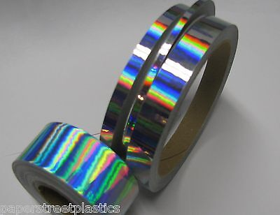 Decorative Tape, Choose Your Style, Color, Rainbow, Oil Slick, Engine Turn, Leaf