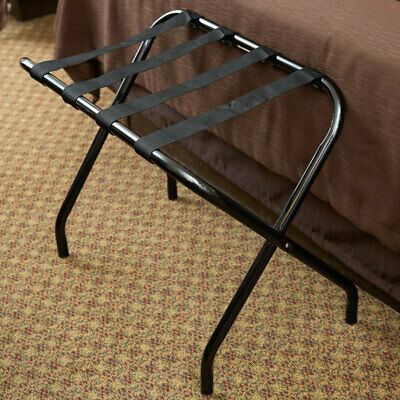 Hotel Luggage Rack for Bag Storage Folding stand Collapses to Save Space