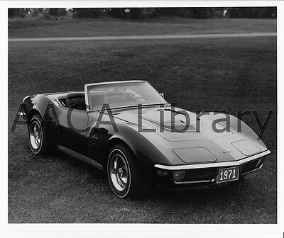1977 Chevrolet Corvette Sport Coupe Ref. #36181 Factory Photo
