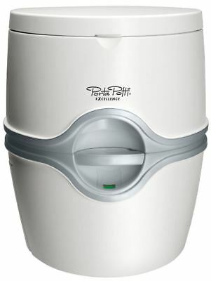 Thetford Porta Potti Excellence Now 565E Portable Camping Toilet Electric Flush