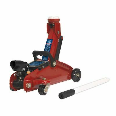 Sealey 1015CX Trolley Jack 1.5tonne Short Chassis