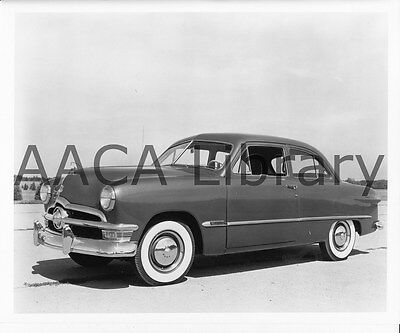 Factory Photo 1949 Ford Tudor Ref. # 42304