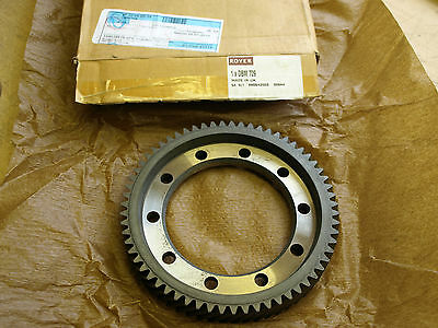GENUINE MG ROVER MGF MG TF GEAR FINAL DRIVE DIFFERENTIAL 63 Teeth DBM709