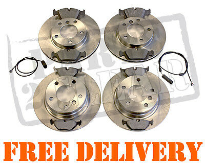 Bmw E36 316 318 320 Front And Rear Brake Discs And Pads Set Full Kit 1991-1999