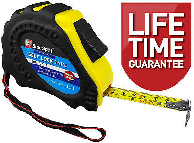 10 Metre ( 33FT ) Self Locking Tape Measure With Magnetic Tip