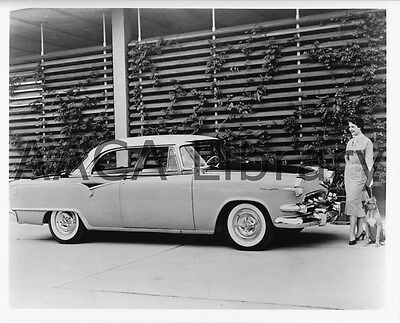 1955 Dodge Royal Lancer Two Door Hardtop, Factory Photo (Ref. # 38741)