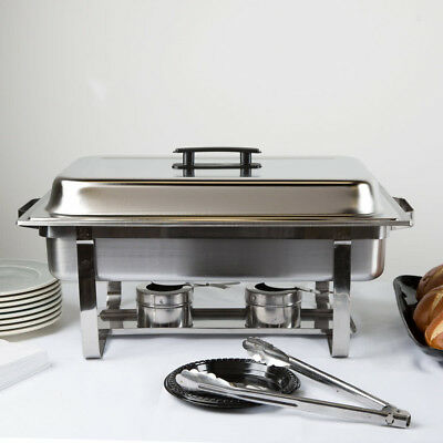 Choice-Full-Size-8-Qt-Stackable-Stainless-Steel-Chafing-Dishes-Catering  Choice