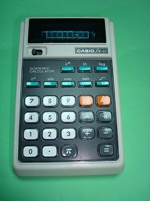 Calculadora - Calculator. Cientifica - Scientific. Casio Fx-11.  Cod$*50