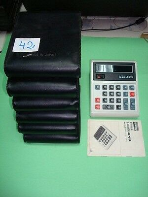 Calculadora - Calculator. Casio Memory-8.  Cod$*42 -