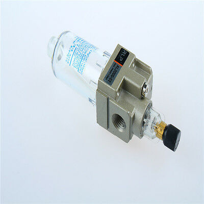 "Air Line lubricator Unit 1/4"" Ports for Air compressors 800L/min"