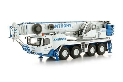 "Grove GMK4100L Truck Crane - ""RAY ANTHONY"" - 1/50 - TWH #090-01326"