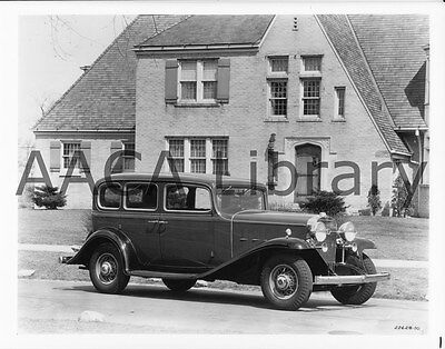 1939 Cadillac LaSalle V8 4-DR Touring Sedan Factory Photo Ref. #52641 Picture