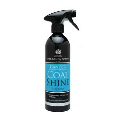 Carr & Day & Martin Canter Coat Shine, Fellglanz, 600ml, Fellpflegespray