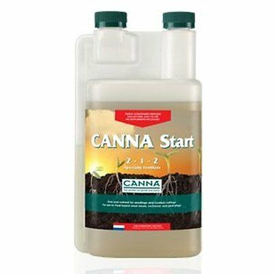 Canna Start 500 ml - seedling cutting propagation nutrient grow from seeds