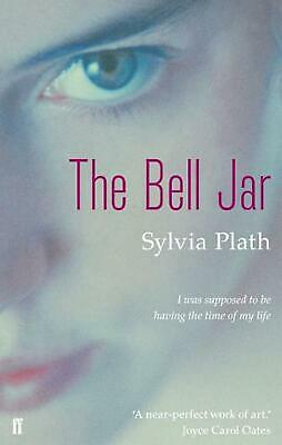 The Bell Jar by Sylvia Plath Paperback Book Free Shipping!