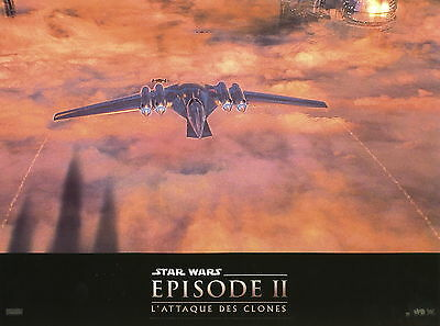 Star Wars Episode Ii Vintage Photo Ancienne  N°1