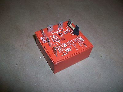 NCC Solid State Time Delay Relay Q6F-00005-321  Range: .25 - 5 seconds