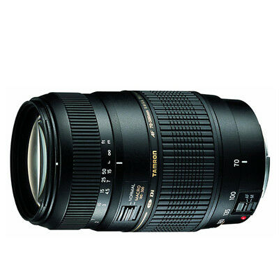 NEW Tamron AF 70-300mm F/4-5.6 Di LD Macro 1:2 Lens for Nikon 1 Year Warranty