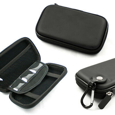 Black Carrying Hard Pouch Case Cover for Kodak Playtouch Playsport Zi6 Zi8 Zx3