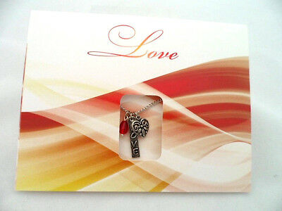 Love, Heartflow Necklace Cards  by Angel Star