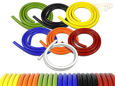 1 Metre Silicone Vacuum Vac Hose Pipe Tube 3mm 4mm 5mm 6mm 7mm 8mm 9mm available