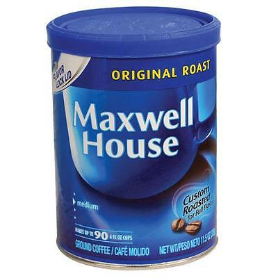 Maxwell House Hidden Diversion Safe, Protect Your Valuables