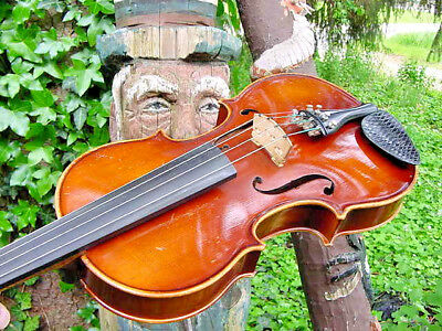"VINTAGE VIOLA 15 1/2"" WEST GERMANY MID 20TH STRADiVARIOUS"