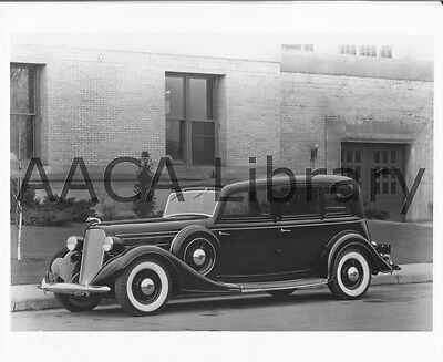 Ref. #53181 1932 Lincoln LeBaron Convertible Roadster Picture Factory Photo