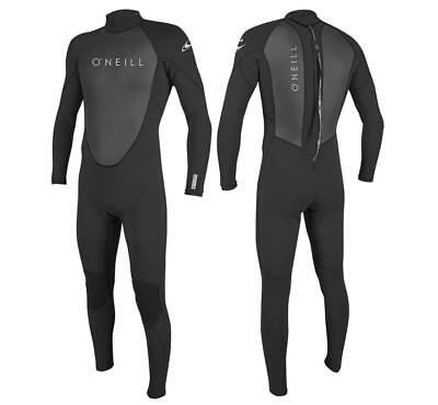 O'Neill Reactor Full Suit Neoprenanzug Black