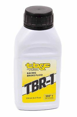 TILTON RACING BRAKE FLUID TBR-1 590deg F 8.5oz BOTTLE P/N# TBR-1 scca wilwood ap