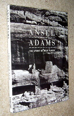 Ansel Adams The Spirit of Wild Places,Nash,VG/VG,HB,1995,First   Q