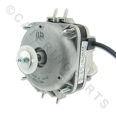 Fa05E Elco 5W 5 Watt Condensor Fan Motor Multifit Mounting Universal Fridge Part