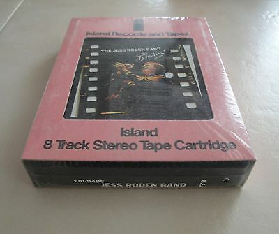 JESS RODEN BAND  Blowin  8 TRACK TAPE Still SEALED